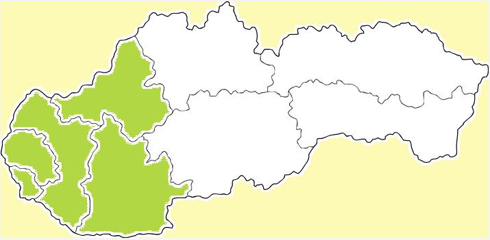 Predajne s Planet Ayurveda Bratislava Trnava Nitra Trencin